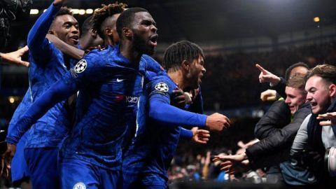 Los Blues 'reviven' frente al Ajax