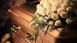 Funeral de los niños y mujeres LeBarón asesinados