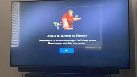 Disney Plus se estrena con aparatosos problemas | Se cae el sistema 😲