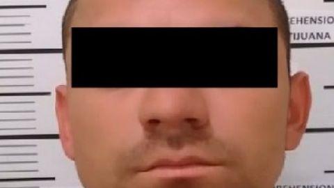 Arresta GESI a integrante del Cártel de Sinaloa