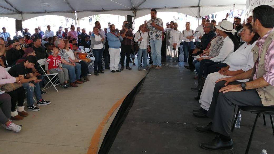 Muchas necesidades en Valle Las Palmas - Cadena Noticias