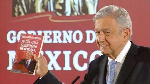 Ni Harry Potter ni Dante, libro de AMLO es el más vendido en Amazon