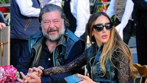 Jorge Hank y su esposa Carolina presentan a sus preciosos gemelos