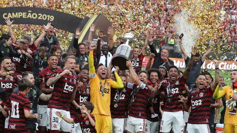 Flamengo es el nuevo monarca de América