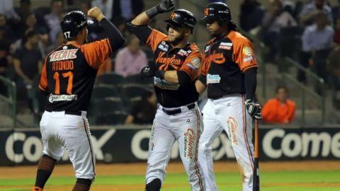 Rodríguez brilla y Hermosillo frena a Yaquis