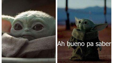 Disney promociona productos del nuevo Baby Yoda