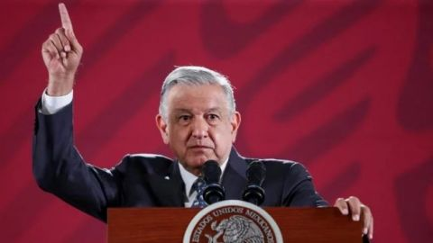 AMLO: Se respetará decisión del TEPJF sobre Ley Bonilla.