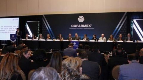 Reeligen a Gustavo de Hoyos como presidente de Coparmex