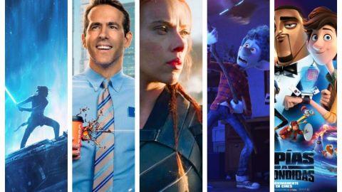 Cinco películas que Disney estrenará en los próximos meses