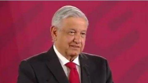 Arremete López Obrador contra dirigente de Coparmex