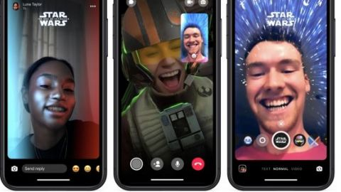 Facebook Messenger tendrá stickers de Star Wars