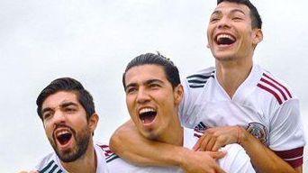 La Selección Mexicana presenta nuevo jersey de visitante