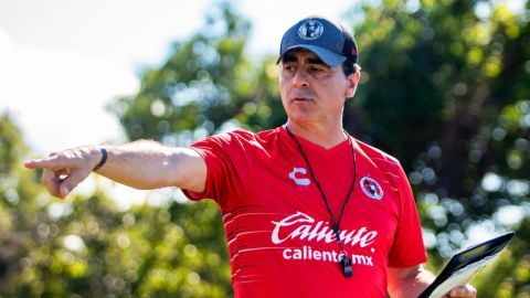 Gustavo Quinteros se integra al trabajo de pretemporada de Xolos