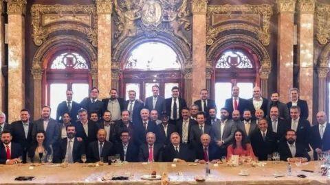López Obrador reúne por primera vez a la LMP y la LMB