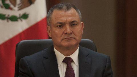 García Luna se presentará en NY para enfrentar juicio