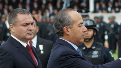 En investigación los cinco más cercanos del ex secretario García Luna.