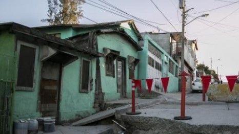 Evacuación masiva de ciudadanos en Sánchez Taboada