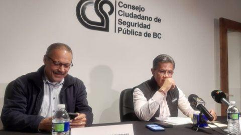 Preocupa incremento de delitos en BC: JM Hernández Niebla
