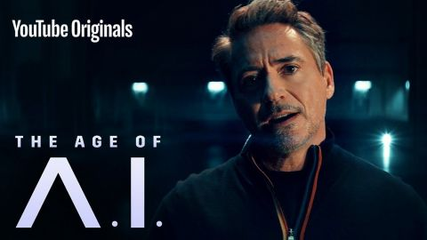 Robert Downey Jr. estrena programa de tecnología en YouTube