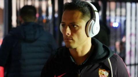 ''Chicharito'' no es calificado como suplente por jugar en Copa del Rey