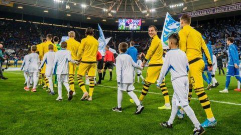 El Dortmund cierra 2019 con derrota ante el Hoffenheim