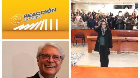 Reacción en Cadena: La buena designación del congreso del estado