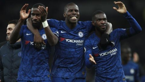 Chelsea vence a Tottenham en duelo ensombrecido por racismo