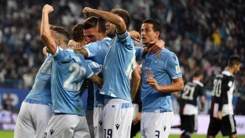 Lazio arrebata la Supercoppa a la Juventus de Ronaldo