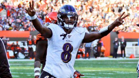 Ravens hilan 11mo triunfo; aseguran 1er puesto de Americana