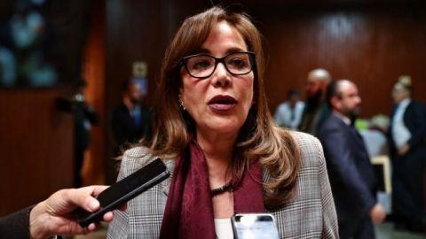 La CNHJ carecía de atribuciones para sancionar a la legisladora Lilly Téllez