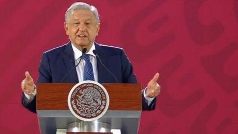 AMLO dice que desconocían los problemas de salud del ex embajador Valero