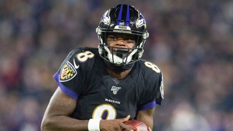 Ravens sentará a Lamar Jackson contra Steelers