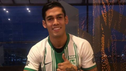 'Rifle' Andrade jugará para Juan Carlos Osorio