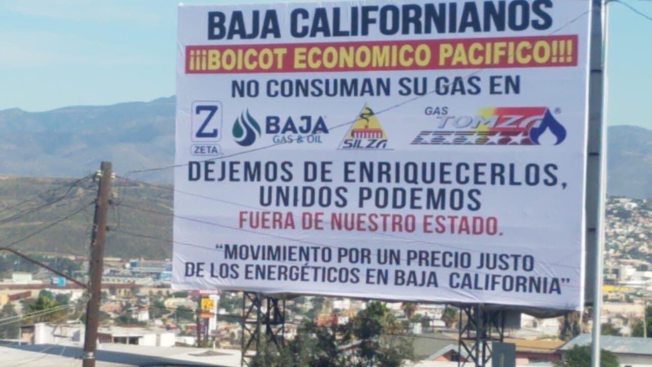 FOTONOTA: Ciudadanos de Tijuana contra gaseras