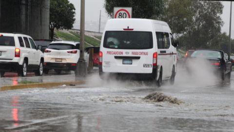FOTOS: Deslaves e inundaciones en Tijuana