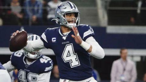Dallas necesita a Prescott y un milagro