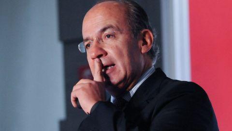 Calderón dice que los ataques no lo intimidan