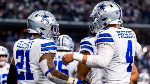 Cowboys aplastan a Redskins pero se pierden los playoffs