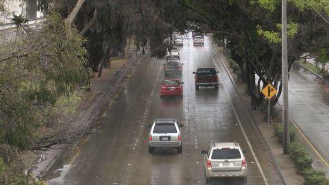Prevén lluvias fuertes en BC, según Servicio Metereológico Nacional