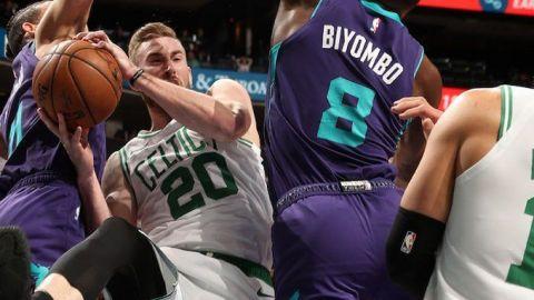 Tatum y Walker encabezan triunfo de Celtics ante Hornets