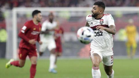 """""""Gabigol"""", del Flamengo, es nombrado Rey de América"""
