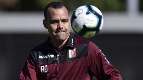 El técnico, Rafael Dudamel, renuncia a la selección venezolana
