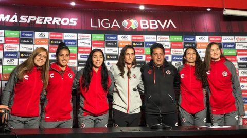VIDEO: Xolos Femenil presenta refuerzos para el Clausura 2020