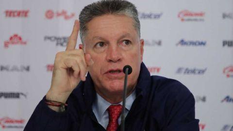 "Peláez: ""Tenemos un gran plantel, pero aún no un gran equipo"""