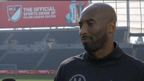 """Kobe Bryant: """"Tener a Chicharito en la MLS con el Galaxy es importante"""""""