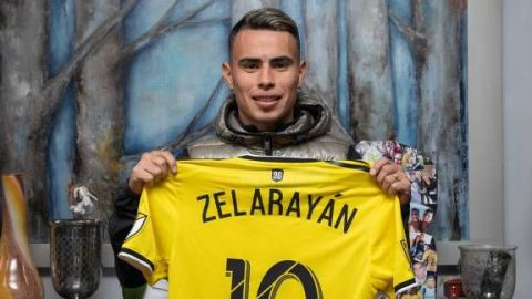 Lucas Zelarayán dijo por qué se fue de Tigres a la MLS