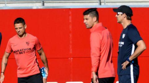 Lopetegui olvida a Chicharito; no va convocado ante el Real Madrid