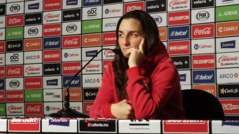 VIDEO: Carla Rossi confía en que su equipo mejorará en casa