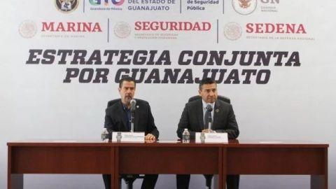 Detienen a 24 integrantes de dos cárteles en Guanajuato
