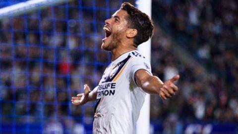Jonathan dos Santos se olvida del América, quiere retirarse en el Galaxy